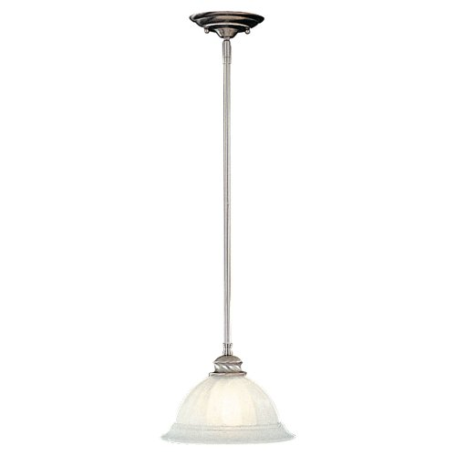 Murray Feiss P1050BS Neo Classic 1 Light Mini Pendant. Brushed - Neo Classic One Light