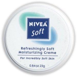 Nivea Soft, Refreshingly Soft Moisturizing Creme, .84 Oz.