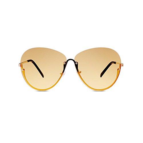 excursionista de colores Protección estrella para Nueva Black al de de Vintage Transparente conducción UV400 aire de Gafas de Gafas UV Regalo 4 mujer Personalidad libre sol Protección Frame Gray sol sol Opcional Gafas qfvtwUEaK