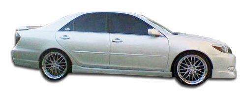 Duraflex ED-TOA-009 Vortex Side Skirts Rocker Panels - 2 Piece Body Kit - Compatible For Toyota Camry -