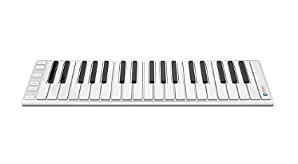 hook up midi keyboard to iphone