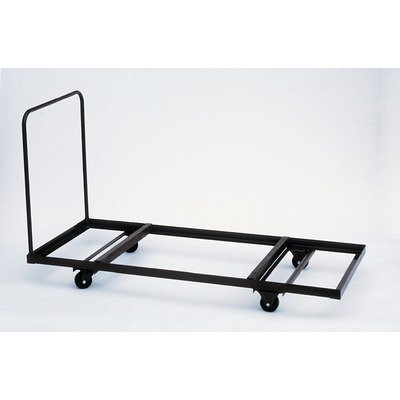 Correll Flat Stacking Table Cart Size - 30W x 90L inches