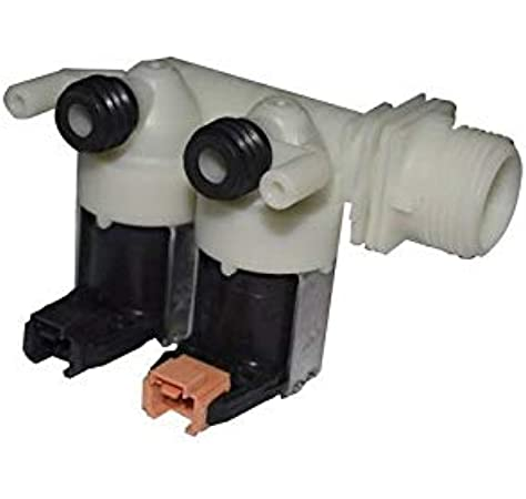REPORSHOP - ElectroValvula Fagor 2 Vias Standard Edesa Aspes Lavadora Lavavajillas: Amazon.es