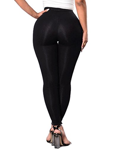 Lelinta 3-5 Days Delivery Women's Ankle Legging Inner Pocket Non See-through Fabric-Regular and Plus - Delivery Usps Priority Time