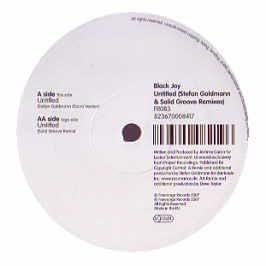 Blackjoy - Untitled (Original & Kerri Chandler Remix)