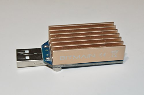 دستگاه استخراج کننده ارز دیجیتالی بیت کوئین مدل U2 USB BTC محصول AmntMiner. |