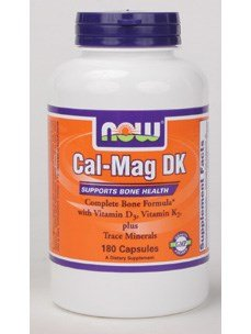 NOW Foods – Cal-Mag DK 180 cap (Pack of 2) For Sale