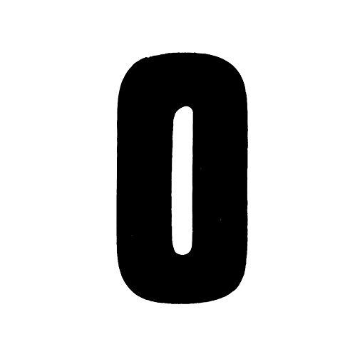 Toppa-logo ricamata termoadesiva, lettera nera a scelta, biker, maglia, ricamo, O Akacha