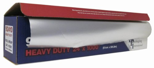 Durable Foil Heavy Duty Aluminum Foil Roll, 24'' x 1000' by Durable Packaging
