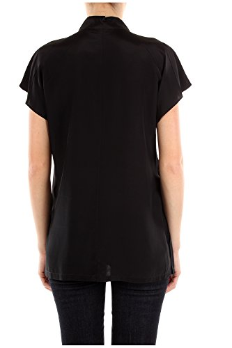240610NERO Prada Camisas Mujer Viscose Negro Negro