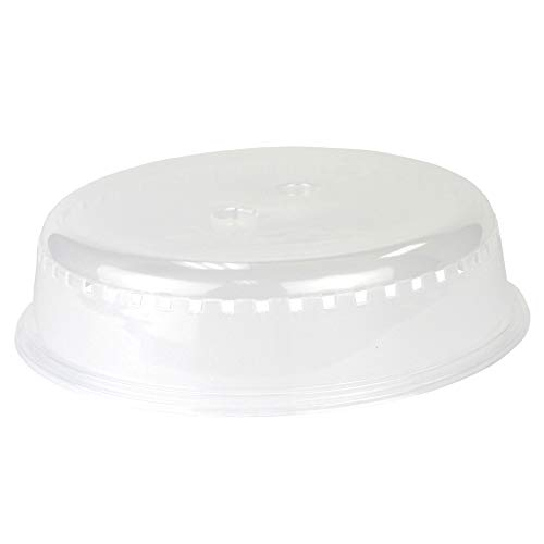 """Chef Craft FBA_21587 Microwave Cover, 10"""", Clear"""