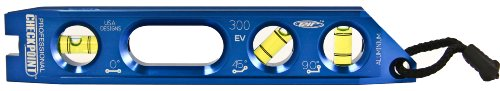 CHECKPOINT 0315B EV300 Torpedo Level, Blue Checkpoint Torpedo Level