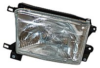 TYC 20-3556-00 Toyota 4 Runner Driver Side Headlight Assembly ()