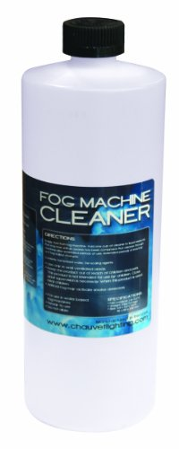 Chauvet Fog Machine Cleaner