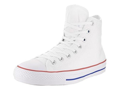 Converse Unisex Chuck Taylor All Star Pro Hi White/Red/Blue Skate Shoe 7 Men US/9 Women US