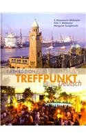 Treffpunkt Deutsch / Student Activities Manual: Grundstufe
