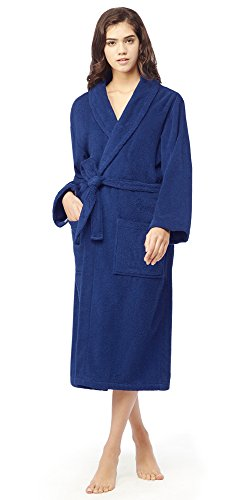 Comfort Spaces Cotton Terry Robe