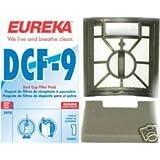 2 EUREKA ORIGINAL DCF-9 VACUUM FILTERS