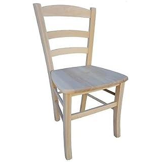 Ikea Sedia \'Stefan\' Sedia da cucina in legno verniciato, Legno di ...