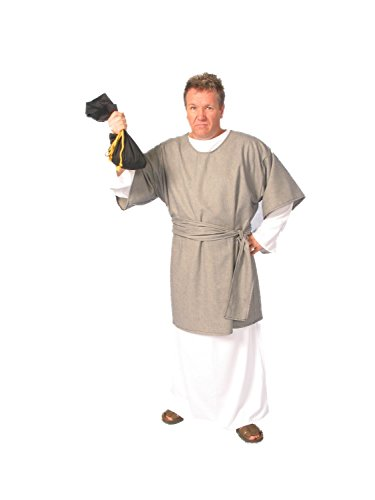 Alexanders Costumes Men's Judas, Natural One Size ()