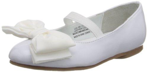 Kid Nina toddler Ballet t White Danica Flat little qOYSw