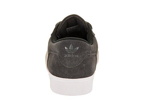 ... Adidas Menns Silas Vulc Skatesko Dgsogr / Ftwwht / Goldmt ...