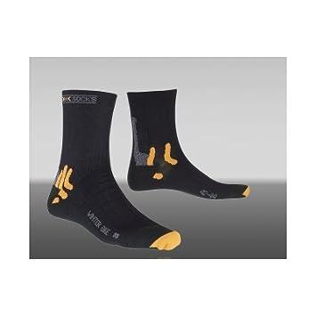 X-Socks Calcetines de invierno y montar en bicicleta. Calcetines para bicicleta. De
