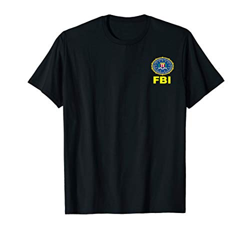 DOUBLE-SIDED FBI AUTHENTIC ()
