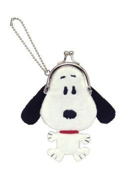 PEANUTS Snoopy mini purse coin case