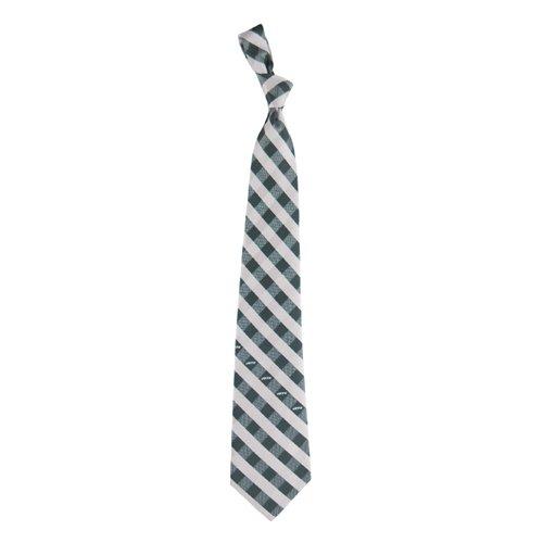 New York Jets Check Poly Necktie