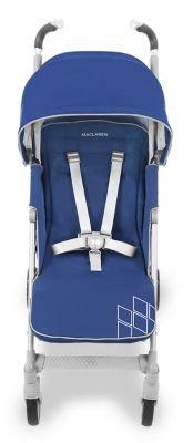 Maclaren Techno Xt Head - Maclaren Techno XT Stroller, Medieval Blue/Silver