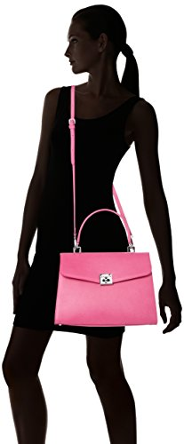Tosca Blu Brigitte - Bolso de mano Mujer Rosa (Fuchsia)