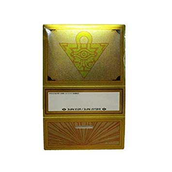 Yu-Gi-Oh! Japanese Edition Special Deck Case Millennium Box Gold Edition