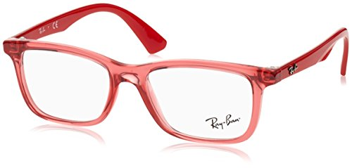 Ray-Ban RY1562 3687 48mm RX - Ray Ban Red Frames
