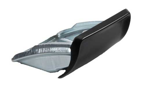 Camaro Ashtray (68 Camaro Deluxe Black Dash Ash Tray)