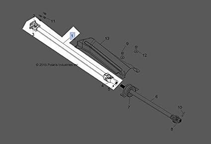 Polaris 2016-2017 Rzr Xp4 Turbo Intl Rzr Xp4 Turbo Propshaft Rear 1333443 New Oem