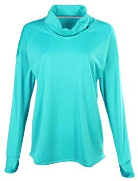 New Nike Womens Relay Midweight LS Top