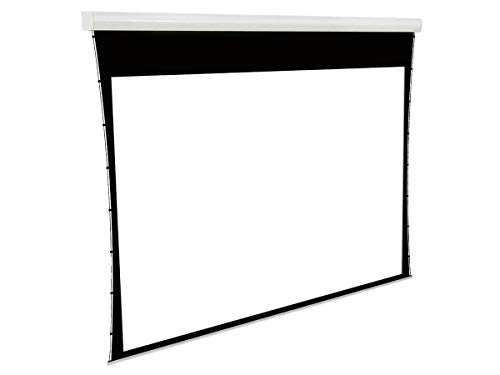 Monoprice Motorized Projection Screen - 150 Inch | ISF, Ultra HD, 4K, 16:9, No Logo