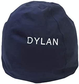 product image for Bean Bag Chair Kid Size Personalized Embroidered Comfy Bean - Navy