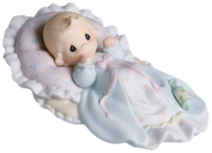 Precious Moments Dedicated God Figurine