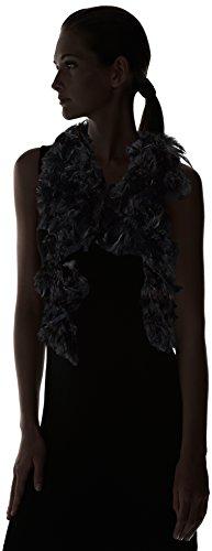 Deluxe Boa Adult Costume Accessory Black