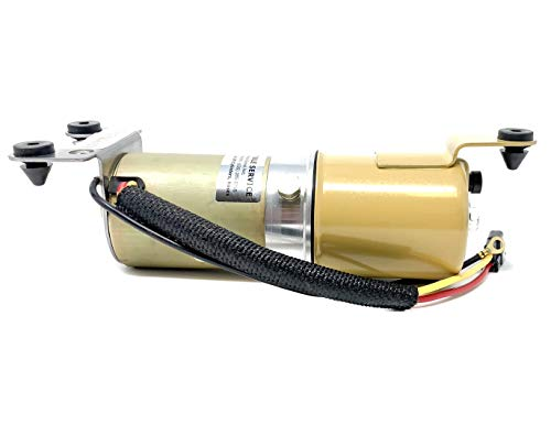 Convertible Top Pump Motor Assembly Compatible With 1965 1966 1967 1968 1969 1970 Chevrolet Impala Convertible