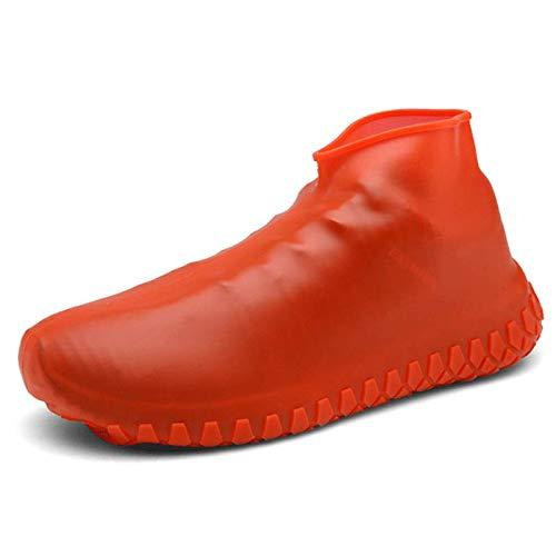 HWZXC Impermeable Cubierta de Zapatos,Estudiante A Prueba de ...