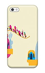 High-quality Durable Protection Case For Iphone 5/5s(hohokum Fantasy Psychedelic )