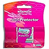 10 Wilkinson Sword Lady Protector Replacement Blades (2x5 Pack)