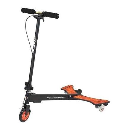 Amazon.com: Razor Potencia Wing 3-Wheel Caster – Patinete ...