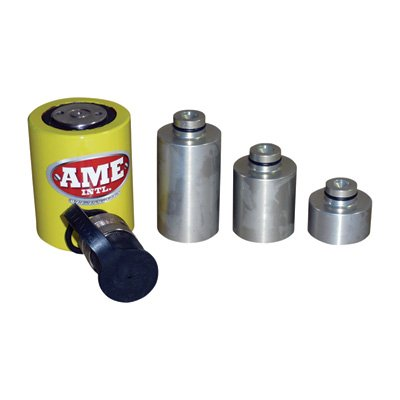 Ame International Alum-A-Stack Hydraulic Ram Kit - 10-Ton Capacity, 3 Extensions, Model# 13070 by AME International