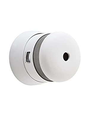 First Alert P1010 10-Year Photoelectric Smoke and Fire Alarm