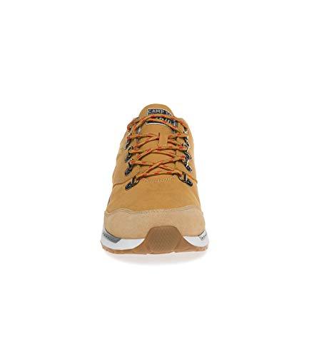 Camp David Yel0006 Scarpe Uomo Yellow Stringate Y87z76Awxq