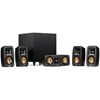 Amazon com: Harman Kardon HKTS 16BQ 5 1 Channel Home Theater